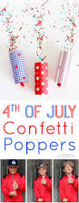 diy confetti poppers for 4th of july happiness is homemade