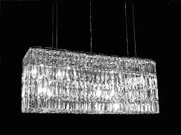 Crystal Chandelier Dining Room Modern Crystal Chandeliers For Dining Room With Lighting