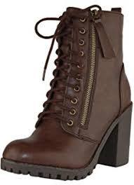 womens boots payless amazon com brash s thrasher combat boot boots