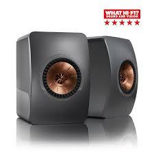 kef ls50 for home theater kef ls50 flagship hi fi speakers australia