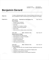 Sap Project Manager Resume Operations Manager Resume Template Retail Operations Manager