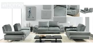 Gray Leather Reclining Sofa Grey Leather Reclining Sofa Various Grey Leather Sofa And Light