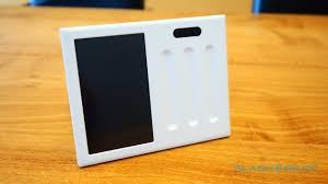 wifi controlled light switch hands on with brilliant s aptly named smart home control panels