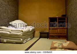 Japanese Bedding Sets Traditional Japanese Bedroom With Tatami Floor And Futon Beds