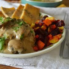 vegan thanksgiving recipes from gettin saucy eat drink better