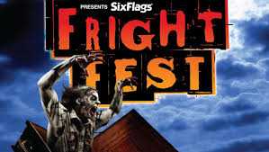 Six Flags Fright Fest California Kitsuneverse July 2014