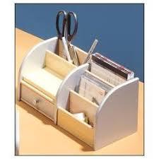 wooden desk organiser silver and beech 181880 amazon co uk
