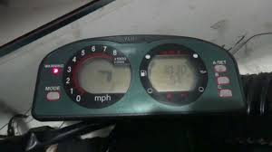 yamaha waverunner instrument cluster test youtube