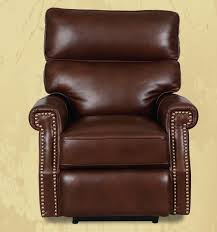 Reclining Leather Armchair Barcalounger Lochmere Ii Recliner Chair Leather Recliner Chair