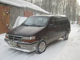 1993 chrysler grand voyager pictures 2500cc diesel ff manual