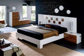 Shiny Black Bedroom Furniture Bedroom Astounding Home Interior For Elegant Bedroom With Cute