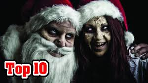top 10 christmas monsters and scary legends youtube