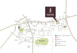 novo ampang serviced residence kl city klcc property
