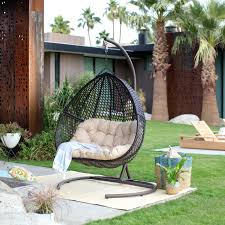 Hanging Chairs Outdoor Home Patio Designs Costway Converting Outdoor Swing Canopy Hammock