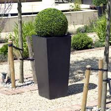 decor modern indoor planters tall planters planter with tall