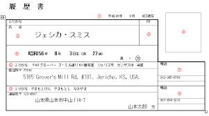 Resume Dates Rirekisho U2013 The Japanese Resume John Turningpin U0027s Mad Tokyo