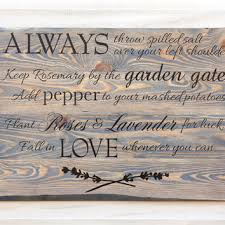 wedding quotes on wood kansas or any us state rustic wood state from state your