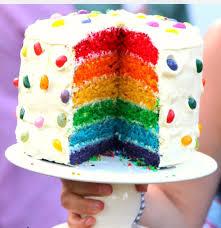 simple birthday cake decorating ideas home blue funfetti birthday