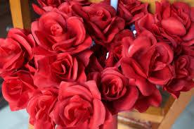 valentines day roses s day roses in umbrella door hanger