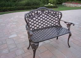 bench momentous outdoor aluminum bench sale satisfactory