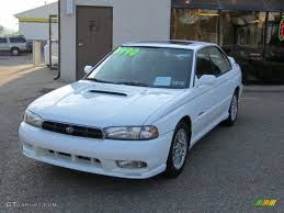 subaru sedan legacy 1998 glacier white subaru legacy gt limited sedan 35427760 photo