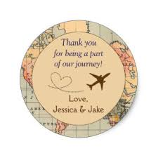 Stickers For Favors by Wedding Stickers Zazzle