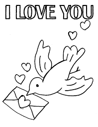 i love my mommy coloring pages i love you coloring pages
