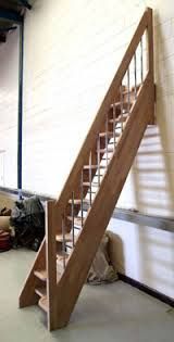 alternating tread staircases space saving staircases