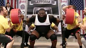 World Bench Press Record Holder Ray Williams Sets Powerlifting Record With 1 005 Pound Raw Squat