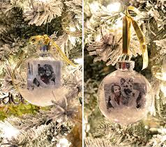 snowglobe photo ornament diy tutorial tidymom