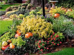 Fall Garden Decorating Ideas Garden Design Garden Design With Fall Garden Decoration Ideas