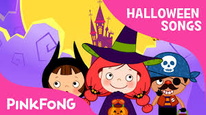 the dark house halloween songs pinkfong songs for children