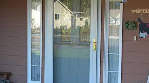 Pella Retractable Screen Door Pella Storm Door Reviews Gallery Glass Door Interior Doors
