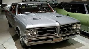 pontiac gto came to define muscle cars thanks to ingenuity and