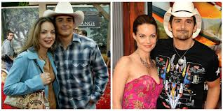 brad paisley and kimberly williams u0027 real life love story will make