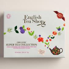 tea shop organic tea gift box 48 count world market