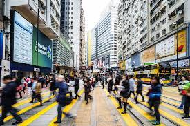 shopping in central hong kong