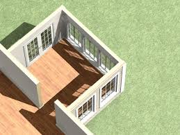 Cost Of Sunrooms Estimate by Sunroom Addition Construction Cost Package Links Simply