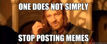 We Love Meme - an explanation for why we love memes college news