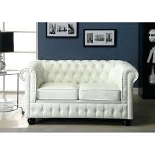 petit canap blanc petit canape blanc chesterfield canap en cuir et simili 2 places