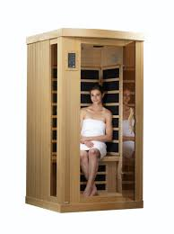 starlight 1 person medical grade commercial sauna