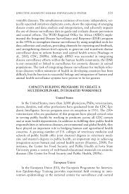 article review sample essays 4 achieving an effective zoonotic disease surveillance system page 135