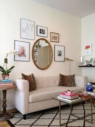 Couch In Bedroom The 25 Best Mirror Over Couch Ideas On Pinterest Tv Console