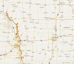 Map Of Iowa And Illinois by Loess Hills National Scenic Byway Iowa Tourism Map Travel Guide