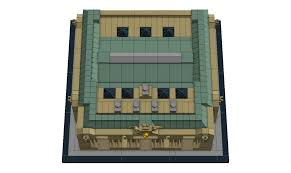 Grand Central Station Floor Plan by Lego Ideas Grand Central Terminal