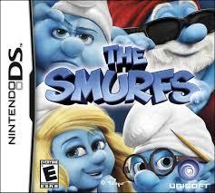 amazon smurfs nintendo ds ubisoft video games