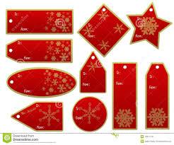 christmas christmas gift tag royalty free stock images image