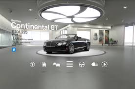 nissan canada virtual showroom virtual retail ity snap on some goggles and go car shopping