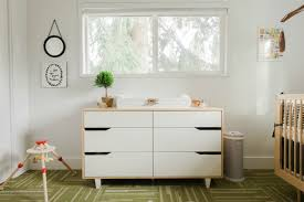 Modern Changing Table Changing Table Dresser Multifunctional The Kienandsweet Furnitures