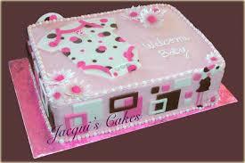 baby shower cake for girl 11 baby girl sheet cakes photo girl baby shower sheet cake